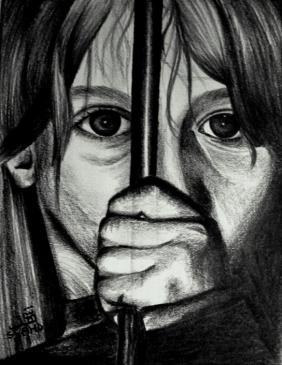 Chains Shall Break by Shahd Abusalama