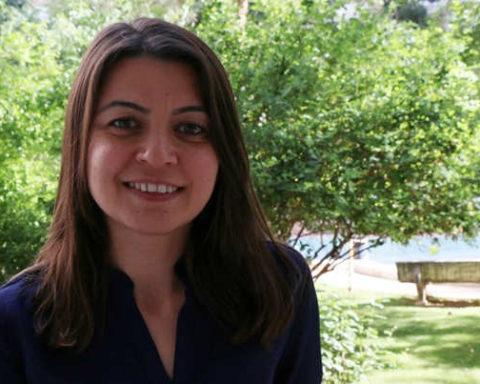 Jin News editor Ayşe Güney