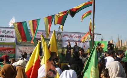 8th anniversary of the Rojava revolution