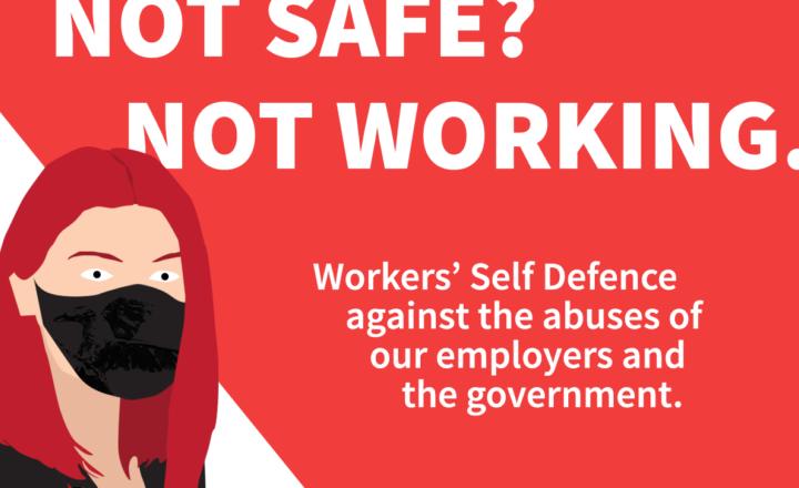 No Safety No Work sticker