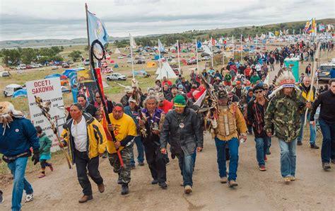 Standing Rock resistance