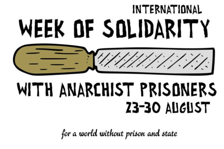 Week of solidarity with anarchist prisoners