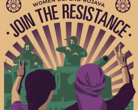 Statement from women organised with Kurdistan Solidarity Cymru