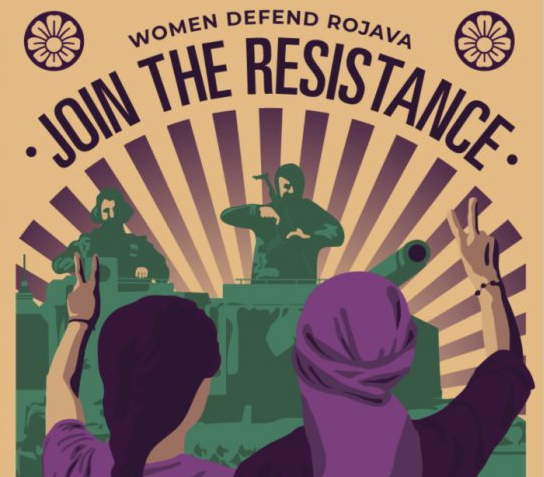 Statement from women organised with Kurdistan Solidarity Cymru
