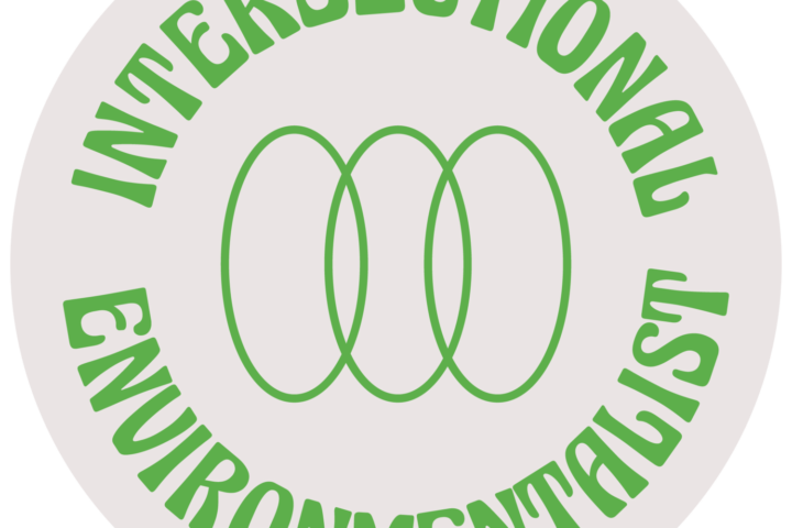 Intersectional environmentalist logo