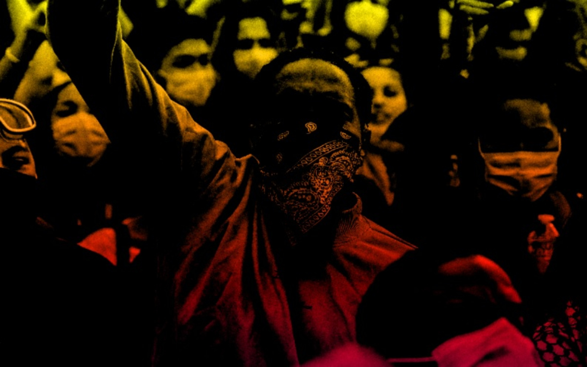 """Disruption Towards Freedom"": Marquis Bey on Anarcho-Blackness"