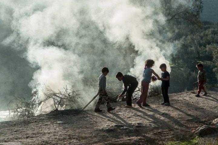 Fire in Moria
