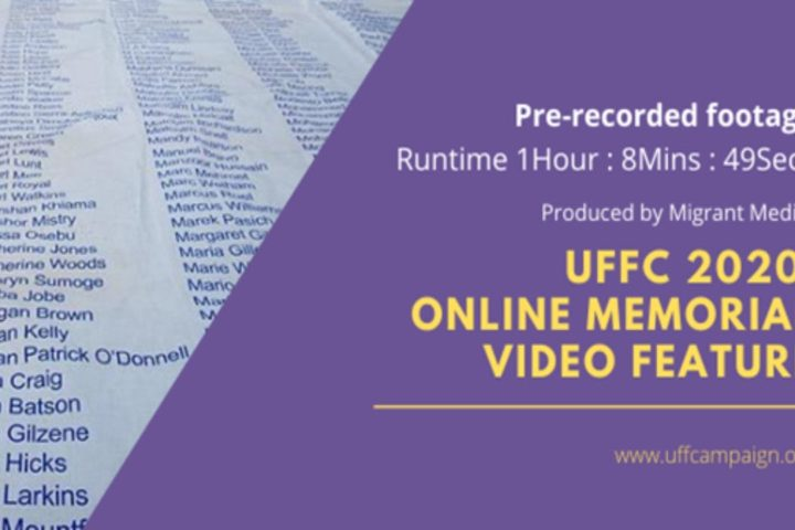 UFFC Online Memorial 2020