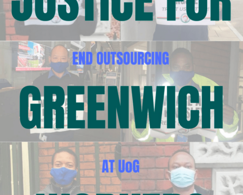 justice for greenwich workers