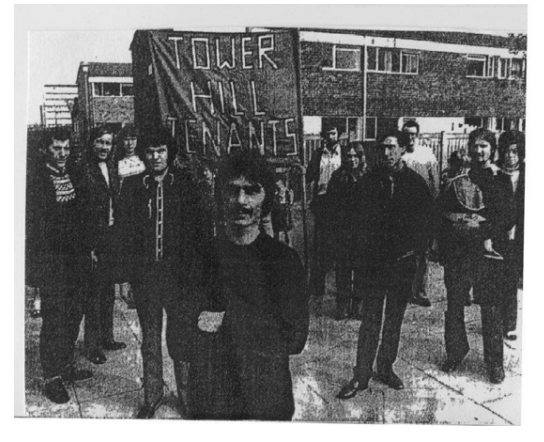 Kirkby rent strike