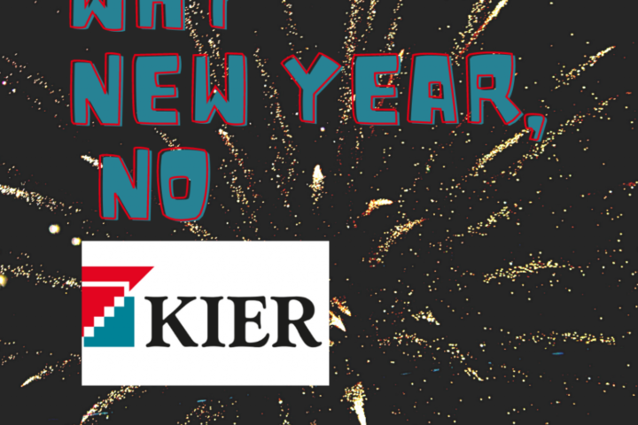 Image says Why New Year No Kier