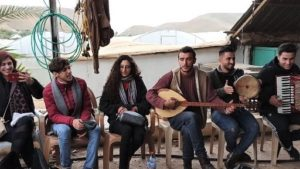 Humm Youth Group: Connecting with Jordan Valley farmers