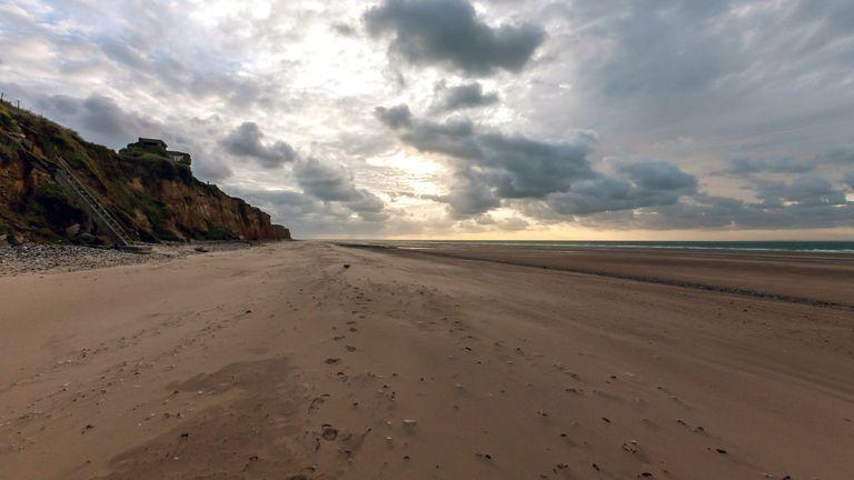 Image of Sangatte Beach