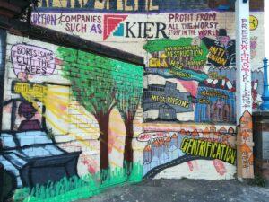 Kier Ends Here Mural