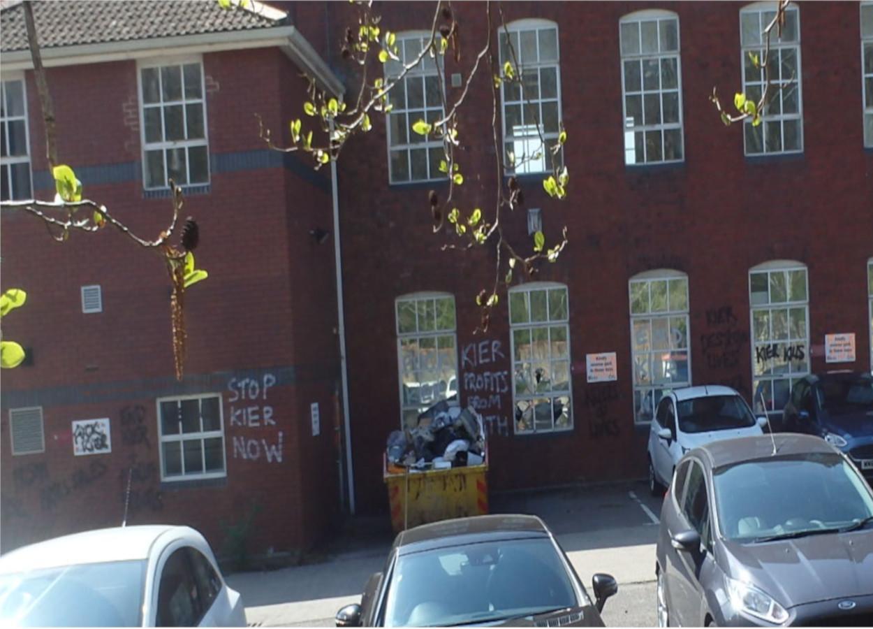 photo of kier office
