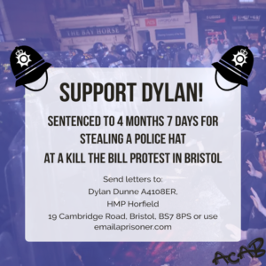 Support Dylan